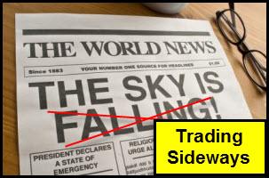 """The """"Sky is Falling,"""" in a sideways pattern!"""